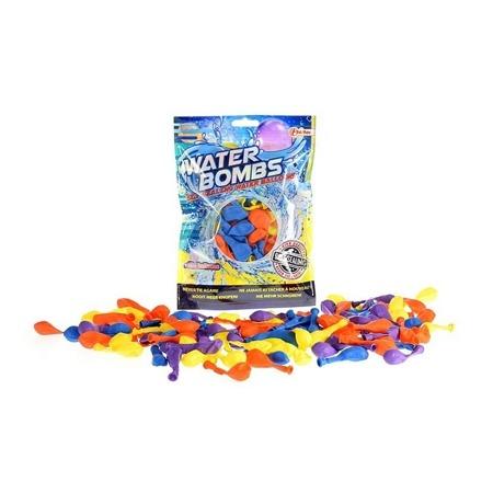 TOITOYS  100 sztuk Super balonów na wodę w worku
