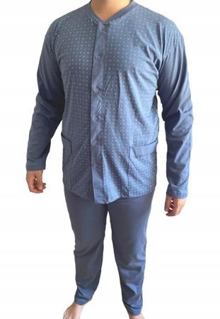 piżama męska ARNI - JASNY DENIM 6XL-7XL