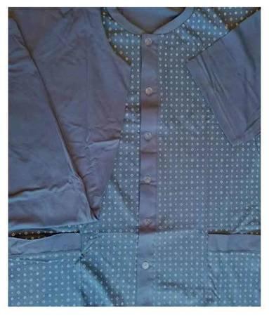 piżama męska WITEK - CIEMNY DENIM M-5XL