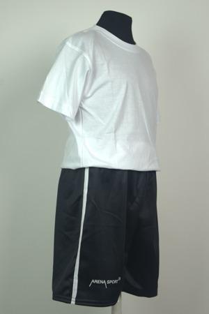 spodenki gimnastyczne GRANAT DZIECIĘCE 116-128 cm