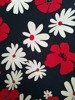 Sukienka Plażowa Bawełna GERBERA I MAK MARINE 3XL